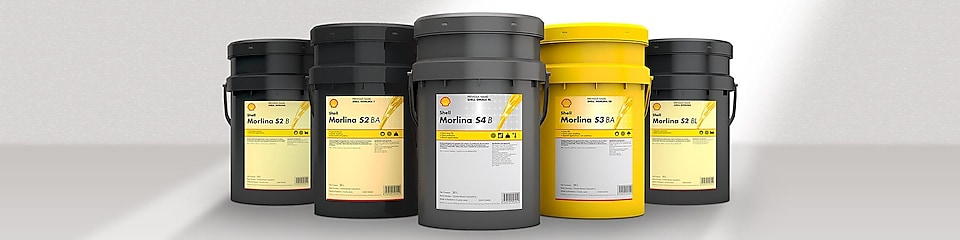 Shell Morlina – Bearing and Circulating Oil