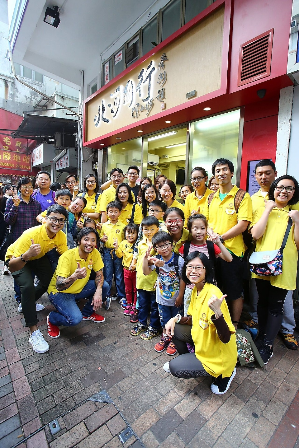 Shell Hong Kong volunteers bring Easter joy to the underprivileged.