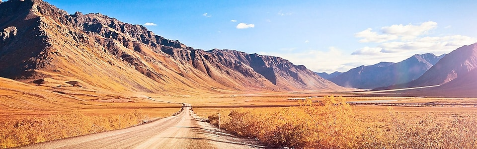 The World's greatest road trips